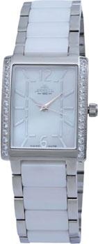 Швейцарские наручные  женские часы Appella 4396.40.1.0.01. Коллекция Ceramic