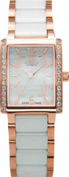 Швейцарские наручные  женские часы Appella 4396.42.1.0.01. Коллекция Ceramic