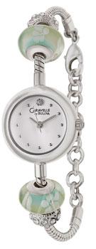 Японские наручные  женские часы Bulova 43L139. Коллекция Charm