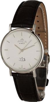 Швейцарские наручные  мужские часы Appella 4403.03.0.1.01. Коллекция Classic