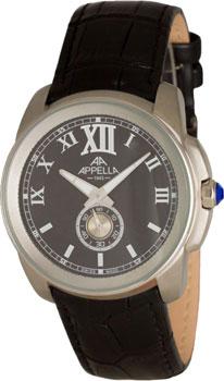 Швейцарские наручные  мужские часы Appella 4413.03.0.1.04. Коллекция Dress watches