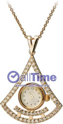 Женские наручные золотые часы в коллекции Pendant Platinor