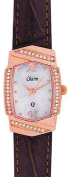 Российские наручные  женские часы Charm 4499197. Коллекция Кварцевые женские часы