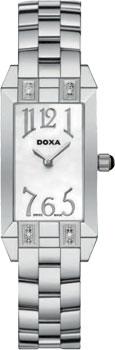 Швейцарские наручные  женские часы Doxa 456.15.053.10. Коллекция Classic