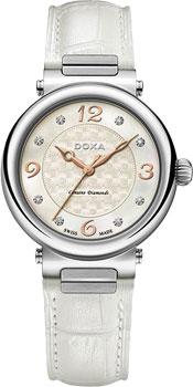 Швейцарские наручные  женские часы Doxa 460.15.053.07. Коллекция Classic