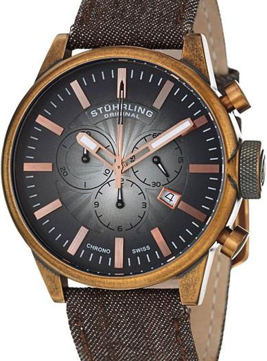 Мужские наручные часы в коллекции Octane Stuhrling
