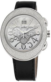 Швейцарские наручные  мужские часы Korloff 46C639.A5304
