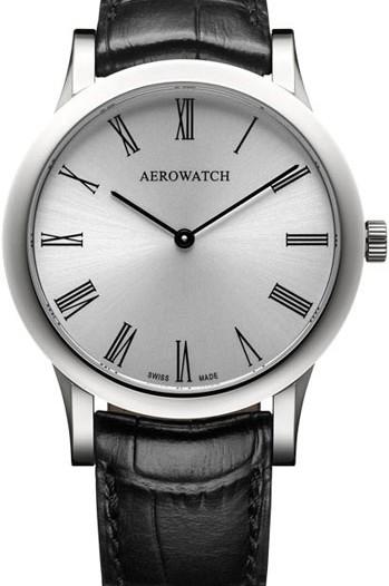 Мужские наручные швейцарские часы в коллекции Les Grandes Classiques Aerowatch