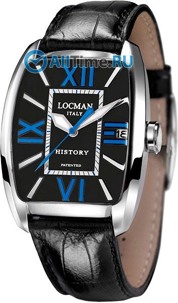 Мужские наручные часы в коллекции History Locman