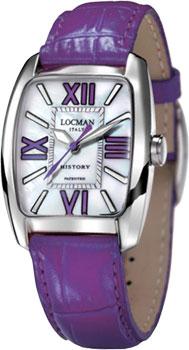 fashion наручные  женские часы Locman 488N00MWFVT0PSV. Коллекция HISTORY