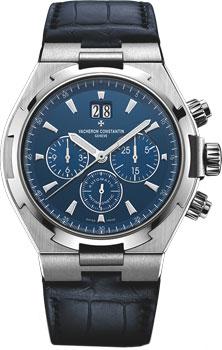 Швейцарские наручные  мужские часы Vacheron Constantin 49150-000A-9745