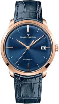 Швейцарские наручные  мужские часы Girard Perregaux 49525-52-432-BB4A