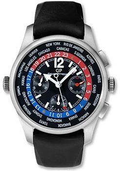 Швейцарские наручные  мужские часы Girard Perregaux 49805-21-651-FK6A