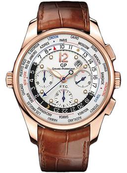 Швейцарские наручные  мужские часы Girard Perregaux 49805-52-151ABACA