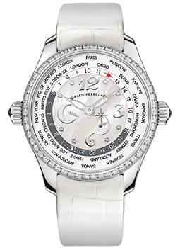 Швейцарские наручные  женские часы Girard Perregaux 49860D11A761-BK7A