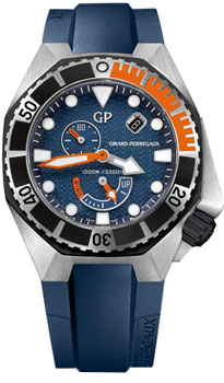 Швейцарские наручные  мужские часы Girard Perregaux 49960-19-431-FK4A
