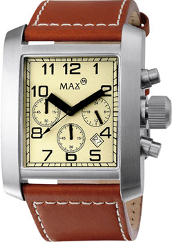 fashion наручные  мужские часы MAX XL Watches 5-max073. Коллекция Square