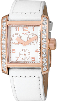 fashion наручные  женские часы MAX XL Watches 5-max446. Коллекция Square