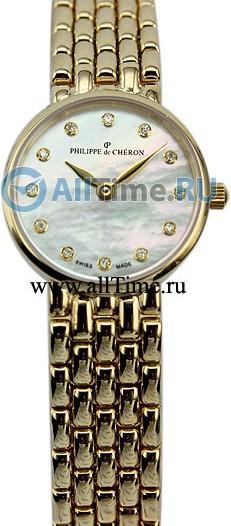 Женские наручные золотые часы в коллекции Elisa Philippe de Cheron