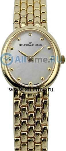Женские наручные швейцарские часы в коллекции Elisa Philippe de Cheron