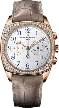 Швейцарские наручные  женские часы Vacheron Constantin 5005S-000R-B053