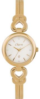 Российские наручные  женские часы Charm 5006070. Коллекция Кварцевые женские часы