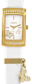 Российские наручные  женские часы Charm 50066145. Коллекция Кварцевые женские часы