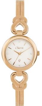 Российские наручные  женские часы Charm 5009070. Коллекция Кварцевые женские часы