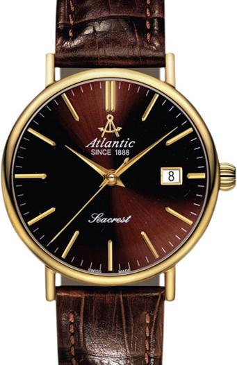 Мужские наручные швейцарские часы в коллекции Seacrest Atlantic