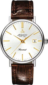 Швейцарские наручные  мужские часы Atlantic 50744.41.21G. Коллекция Seabase
