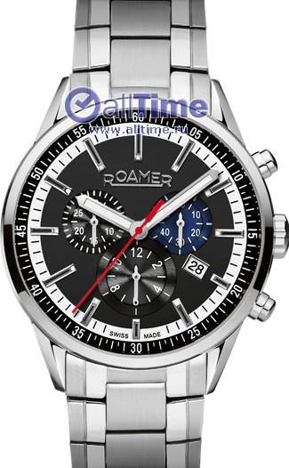 Мужские наручные швейцарские часы в коллекции Superior Roamer
