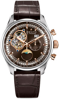 Швейцарские наручные  мужские часы Zenith 51.2161.4047_75.C713