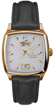 Швейцарские наручные  мужские часы Cimier 5102-PP011E. Коллекция 1951