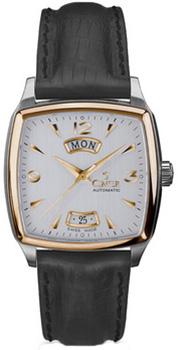 Швейцарские наручные  мужские часы Cimier 5102-SP011E. Коллекция 1951