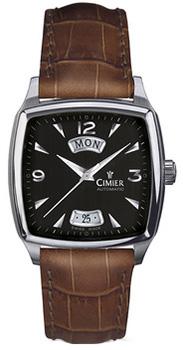 Швейцарские наручные  мужские часы Cimier 5102-SS021E. Коллекция 1951