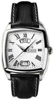 Швейцарские наручные  мужские часы Cimier 5102-SS031E. Коллекция 1951