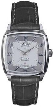 Швейцарские наручные  мужские часы Cimier 5102-SS051E. Коллекция 1951