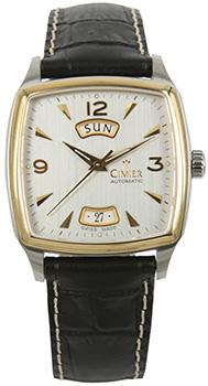 Швейцарские наручные  мужские часы Cimier 5102-SY011E. Коллекция 1951
