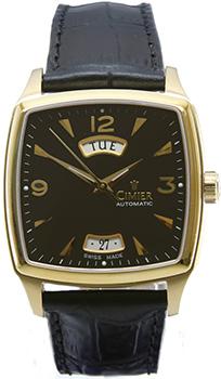 Швейцарские наручные  мужские часы Cimier 5102-YP021E. Коллекция 1951