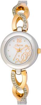 Российские наручные  женские часы Charm 51104110. Коллекция Кварцевые женские часы
