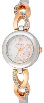 Российские наручные  женские часы Charm 51108110. Коллекция Кварцевые женские часы