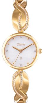 Российские наручные  женские часы Charm 51179150. Коллекция Кварцевые женские часы