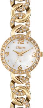 Российские наручные  женские часы Charm 51186155. Коллекция Кварцевые женские часы