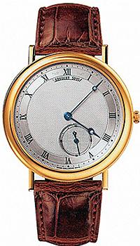 Швейцарские наручные  мужские часы Breguet 5140BA-12-9W6