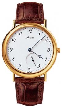Швейцарские наручные  мужские часы Breguet 5140BA-29-9W6
