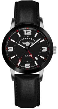 Российские наручные  мужские часы Sturmanskie 51524-3304809. Коллекция Спутник