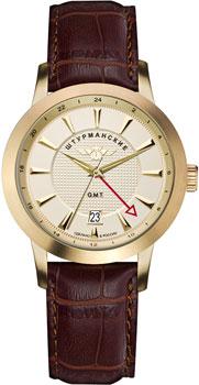 Российские наручные  мужские часы Sturmanskie 51524-3306812. Коллекция Спутник