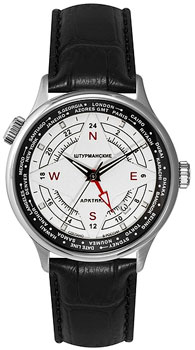 Российские наручные  мужские часы Sturmanskie 51524-3331818. Коллекция Арктика