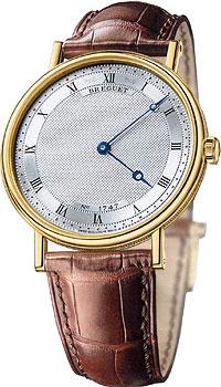 Швейцарские наручные  мужские часы Breguet 5157BA-11-9V6