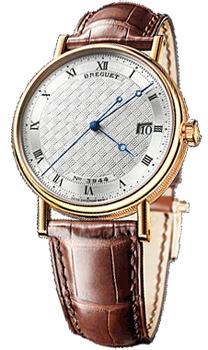 Швейцарские наручные  мужские часы Breguet 5177BA-12-9V6